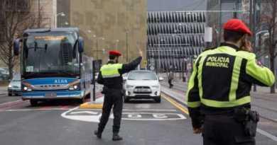 Denuncian a 34 personas por tratar de acceder a Bilbao incumpliendo el cierre perimetral,