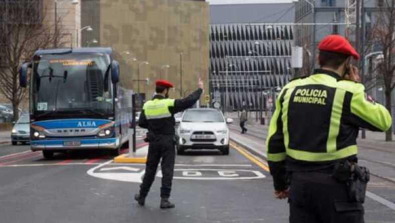Una mujer fallece en Bilbao  tras ser atropellada Alameda de Urkijo con General Concha,