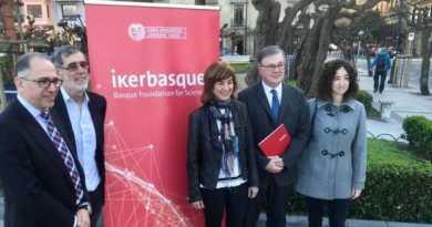 Ikerbasque logra en 2018 fondos por valor de más de 28 millones de euros,