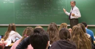 Los profesores de FP en Guipúzcoa también se unen al encierro,
