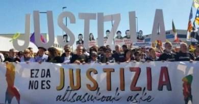 Reducción de penas a los acusados en el caso Alsasua,