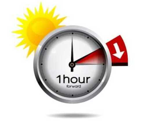 ¿Cuándo se vuelve a cambiar la hora?,