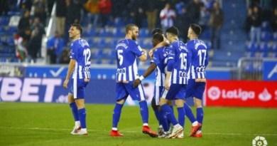 El Deportivo Alavés buscará la victoria ante el Athletic Club en el estreno como revulsivo de Javier Calleja como entrenador,