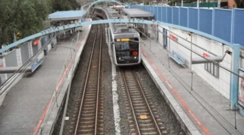 Investigan una agresión a un joven en el metro en Neguri,