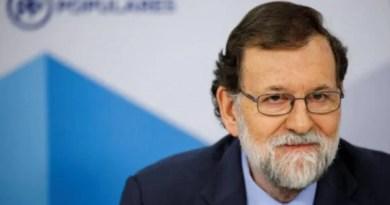 Rajoy estará en Vitoria este jueves para respaldar a Oyarzabal y Comerón,