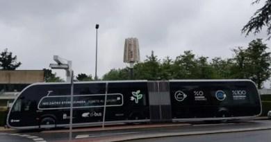 El BEI aterriza en Vitoria,