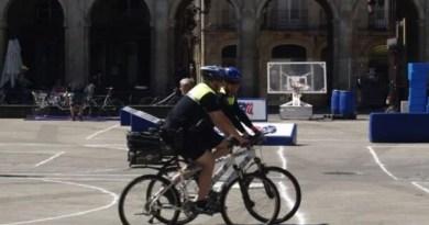 Los «bicipolis» vuelven a Vitoria,