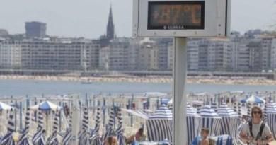 Euskadi volverá a vivir una jornada regida por las altas temperaturas,