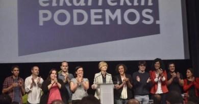 López de Uralde considera «fundamental» liderar la alternativa de izquierdas para «arrastrar al resto»,
