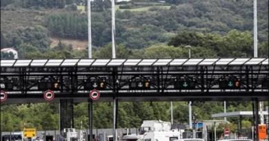 El G7 en Biarritz obliga a conductores a tomar rutas alternativas en su paso fronterizo entre España y Francia,