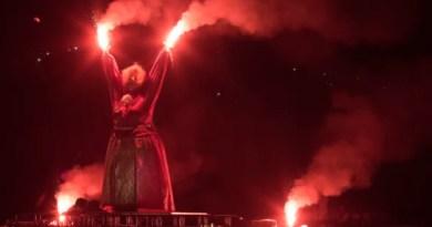 Cierran la 41ª edición de Aste Nagusia en Bilbao con la quema de Marijaia,