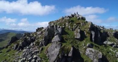 Fallece un montañero en el monte Orkatzategi de Oñati,