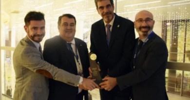 """Donostia recibe el premio a la """"Innovación y la Sostenibilidad"""" por la Organización Mundial del Turismo,"""