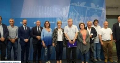 El Gobierno Vasco refuerza su estrategia de apoyo al sector vitivinícola ante la amenaza de EEUU,
