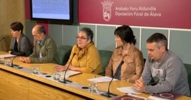 """Presentan el nº 20 de la Colección Barandiaran, """"La red enocultural de la Rioja Alavesa"""","""