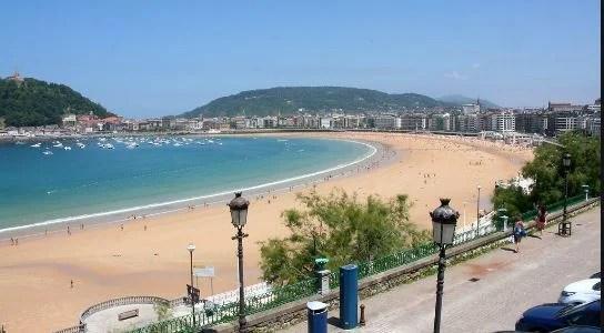 Todos los parques y playas de Donostia reabrirán para dar paseos desde este viernes,