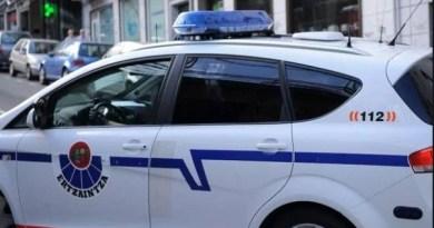 Detenido por herir a su compañero de piso con una arma blanca en Bilbao,