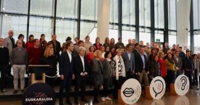 Donostia se prepara para la segunda edición de Euskaraldía,
