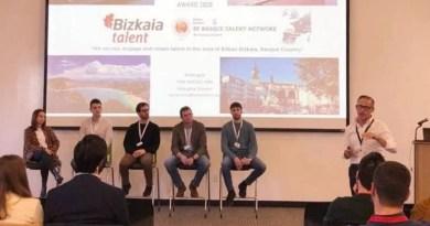 Bizkai Talent reúne a una treintena de profesionales en la Be Basque Talent Meeting de Boston,