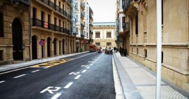 Donostia suspende el servicio de OTA en toda la ciudad a partir de mañana,