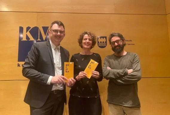Poética 2020, un ciclo de lecturas poéticas que comienza este jueves con Juan Kruz Igerabide como invitado,