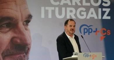 Iturgaiz lamenta «profundamente» la muerte de Enrique Múgica, «un gran luchador por la democracia»,