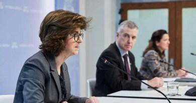 Euskadi registra 211 nuevos positivos por COVID-19 en las últimas horas,