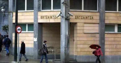 Cerrada la comisaría de Zabalburu por positivos en Covid-19,