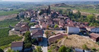 La Hacienda Foral de Álava renueva los valores catastrales de Baños de Ebro, Elvillar, Kripan y Navaridas,