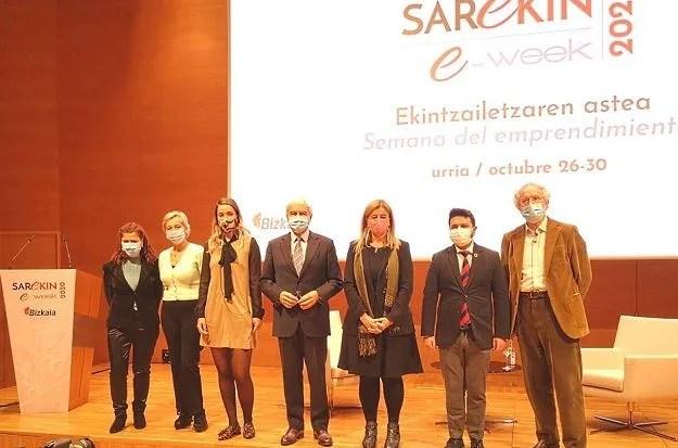 Arranca la Sarekin Week, Semana del Emprendimiento de Bizkaia,