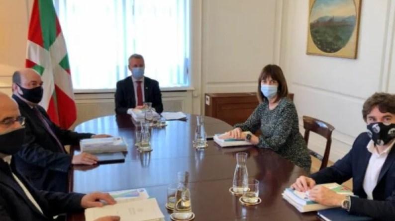 """Idoia Mendia: """"Contamos con un Gobierno Vasco fuerte y estable en un momento en el que no caben dudas,"""