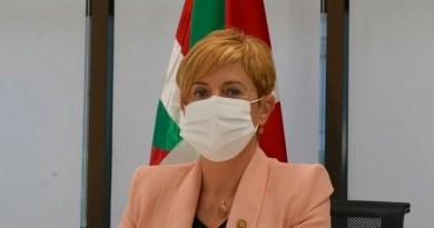 """El Gobierno vasco dice que el 8-M es el """"ejemplo perfecto para saber qué no hay que hacer"""","""