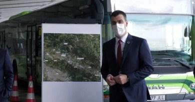 Bizkaibus conectará desde el próximo año los municipios del Txorierri con el Aeropuerto y el Parque Tecnológico de Bizkaia,