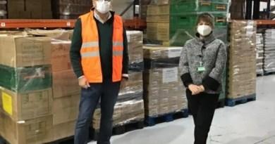 Mercadona dona más de 10.000 tetinas y biberones a los Bancos de Alimentos de Bizkaia y de Gipuzkoa,