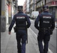 Detenido el presunto autor de un asalto con arma blanca en una frutería en Gernika,