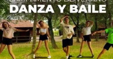 Presentan un campamento de Baile y Danza en Zuasti para el verano,