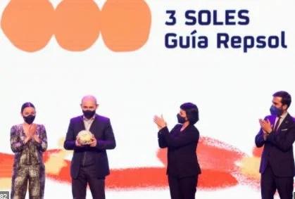 Los Soles Guía Repsol reconocen, por tercer año consecutivo en San Sebastián, la excelencia de la cocina vasca,