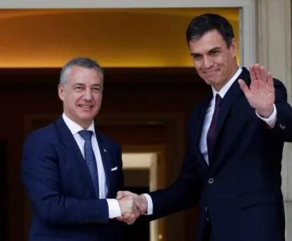 Urkullu pide por carta a Sánchez que prorrogue el estado de alarma para mantener medidas con garantías jurídicas,