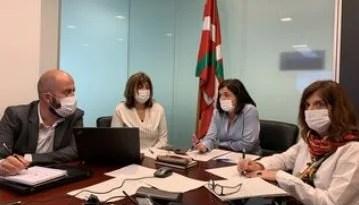Euskadi participará en la acogida humanitaria a las personas menores que han llegado solas a Ceuta propuesta por el Gobierno español,