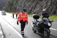 La Ertzaintza y los equipos de policía local reforzarán el control de velocidad de motocicletas,