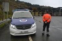 Fallece un motorista en un accidente de tráfico en Irún,