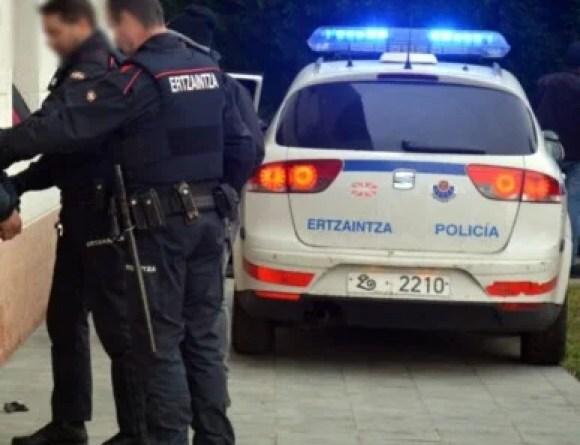 Un detenido en Plentzia por desórdenes públicos,