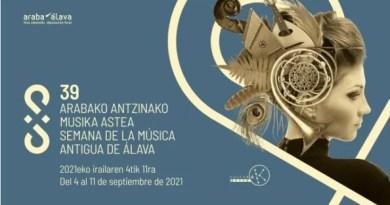 Comienza la Semana de la Música Antigua de Álava,