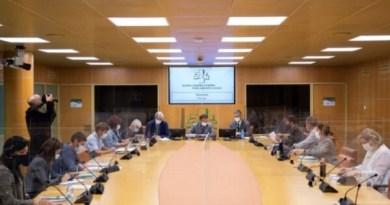 """El Gobierno Vasco espera que la evolución positiva de datos permita a primeros de octubre """"aligerar"""" medidas,"""