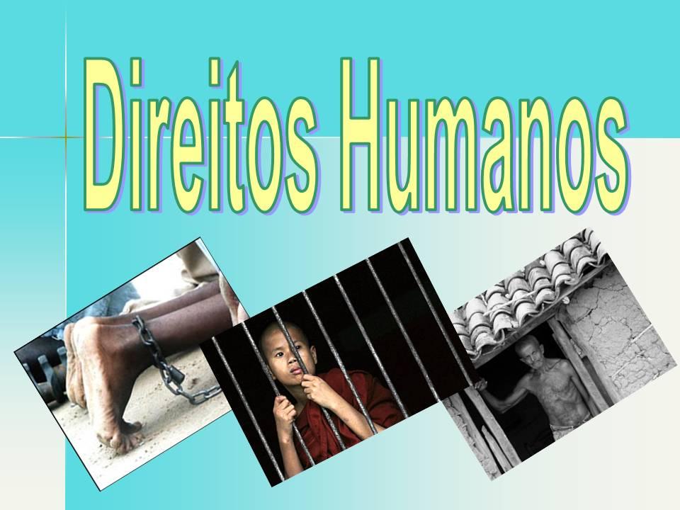 Violação dos Direitos Humanos...