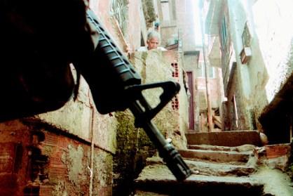 Ocupação Militar do Complexo do Alemão 05