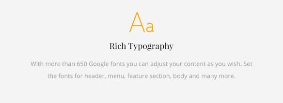 Anemos Typography