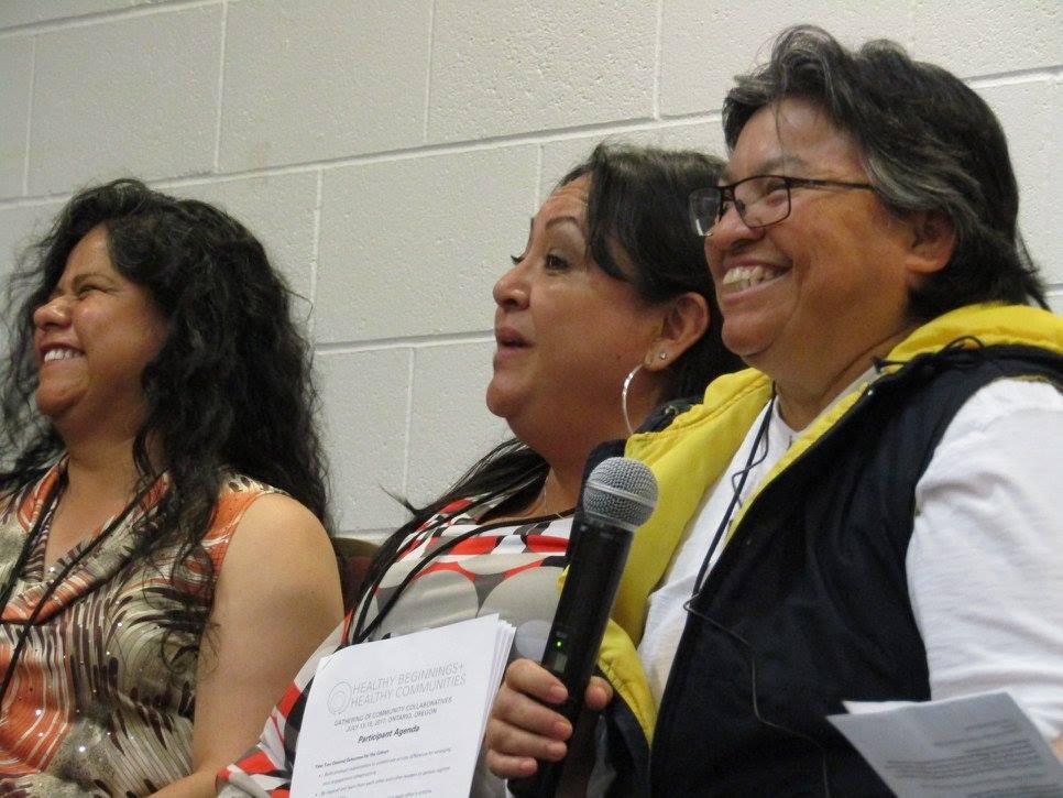 Healthy Beginnings+Healthy Communities Collaboratives Visit1