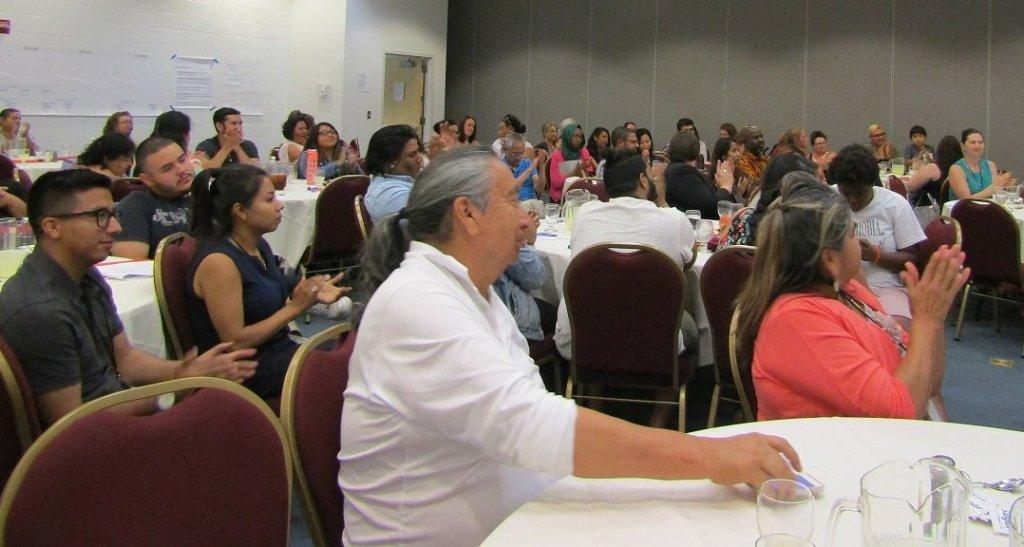 Healthy Beginnings+Healthy Communities Collaboratives Visit2