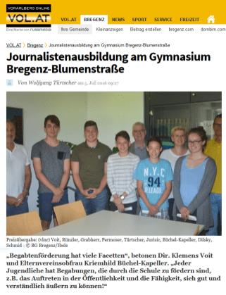 journalisten vol